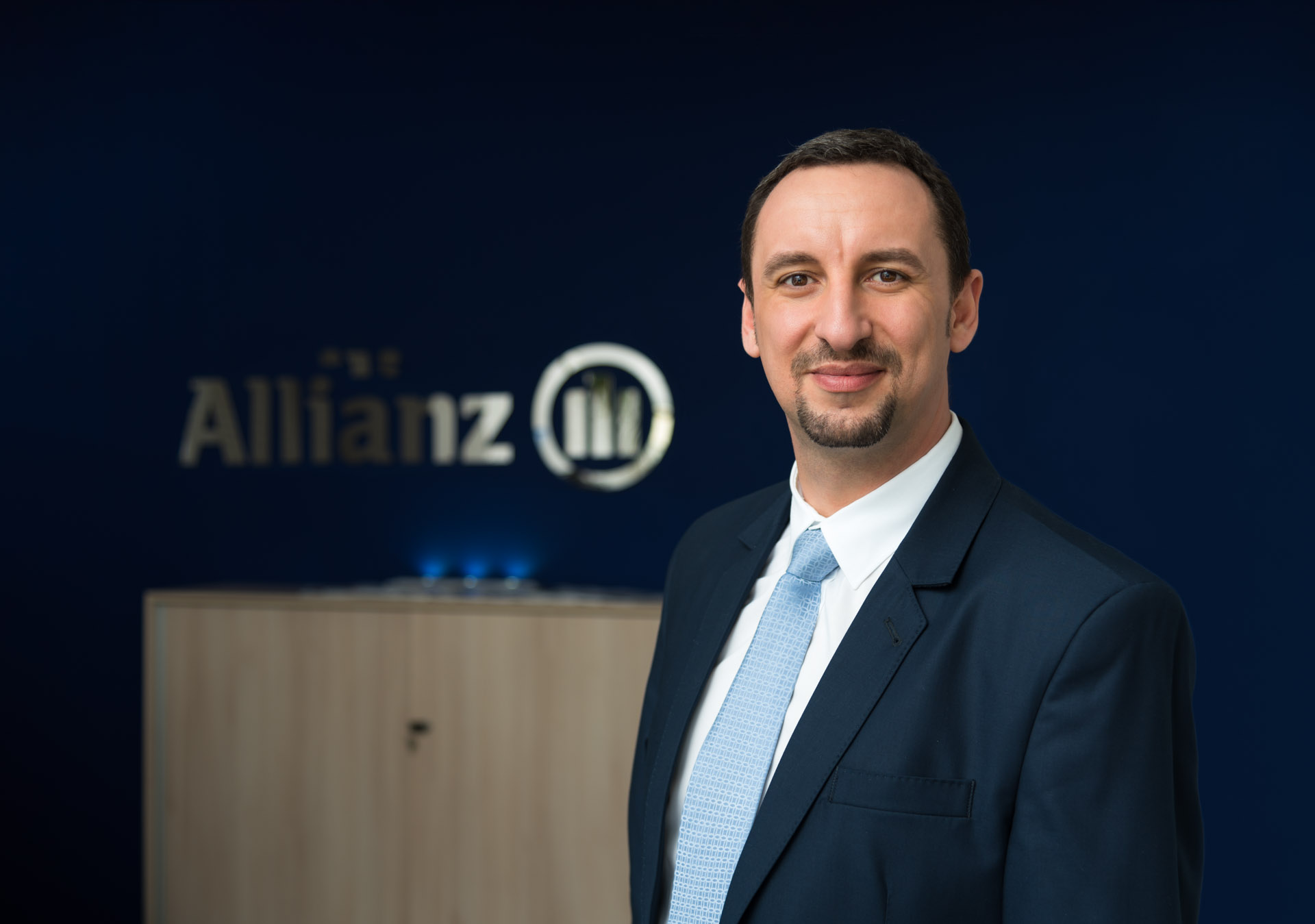 Adrian Dumbrava Hauptvertrefung Allianz Alsdorf
